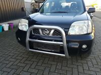 Left hand driver Nissan Xtrail 2007