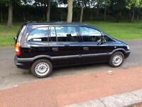 Zafira 1.6 16v black 7 seater for sale!