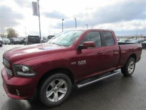 2014 Ram 1500 Sport 4X4 Nav Leather