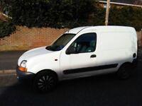 Small van - Renault Kangoo - £800 - Good condition - 106000 miles