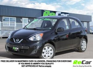 2017 Nissan Micra SV AUTO | AIR | ONLY $52/WK TAX INC. $0 DOWN