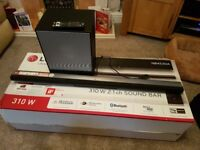 ***Sold***LG Soundbar NB4530A, 310w HiFi quality with wireless Sub Woofer. Bluetooth with 3D sound