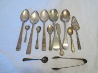 Assortment of Cutlery