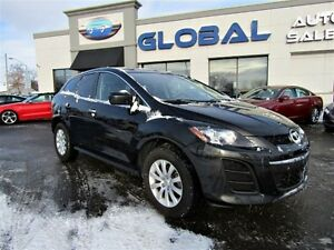 2010 Mazda CX-7 GX LEATHER SUNROOF ALLOY WHEELS