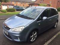 FORD C MAX ZETEC TURBO DIESEL FULL MOT NO ADVISORIES SERVICE HISTORY FIRST TO SEE WILL BUY