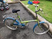 Raleigh 3 speed sturmy archer shopper bike only £50