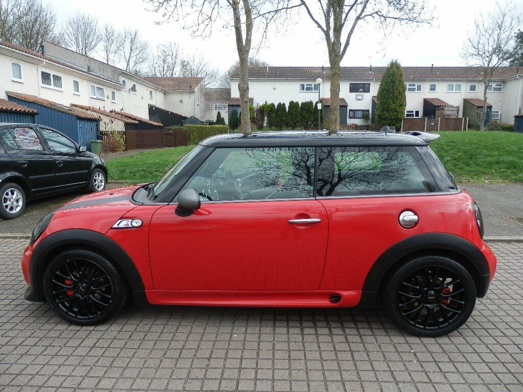 2013-Aug MINI Hatch COOPER SD 2.0L, JCW Bodykit [Sport Chili/Media Pack] £13,999