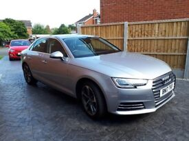 Audi A4 Sports Very Low milage