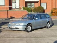 02 ROVER 75 2.0 TURBO DIESEL ESTATE