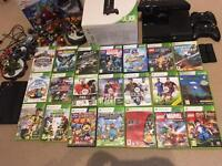 Xbox 360 bundle used but in excellent condition, console only a year old