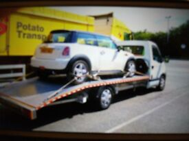 CAR RECOVERY TRANSPORT SERVICE PLEASE CALL OT TEXT FOR QUOTE 07525393644