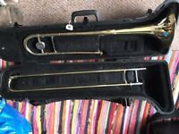Bach Small Bore Tenor Trombone