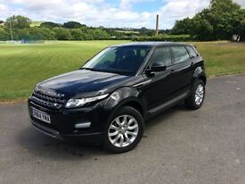 Land Rover Range Rover Evoque Pure T SD4 (Tech Pack)