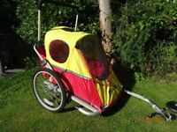 Bicycle Trailer Buggy