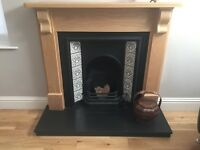 Victorian fire surround