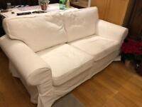 Ikea EKTORP two seat sofa