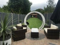 Signature Landscapes Patio Artificial Grass Summer Houses Decking Ponds Block Paving Pergolas