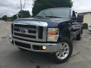 2008 Ford Super Duty F-250 SRW XL/XLT/FX4/Lariat/King Ranch