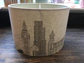 NEW London Big Ben Lampshade Ceiling Light Shade
