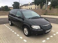 Chrysler Voyager 2005 LX CRD 2.8 Diesel Automatic 7 seater