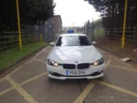 BMW 3 Series 320d Efficientdynamics[Busniss Media] (white) 2015