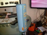 IJoy Soul 360 Bluetooth Speaker Built-in Li-Ion rechargeable battery Multi-funct
