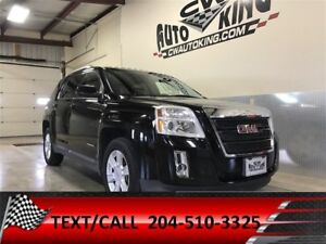 2010 GMC Terrain SLT-1/ All Wheel / Leather/Roof/Camera/All Whee