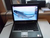 Dell Latitude D630 Laptop in Excellent Condition DVD/CDRW WiFi Windows Vista Dell Orignal Charger