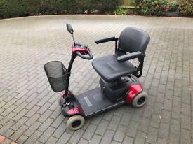 Go Go Elite Mobility Scooter