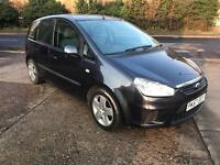 2008 Ford C-Max diesel tdci 1 years mot px to clear