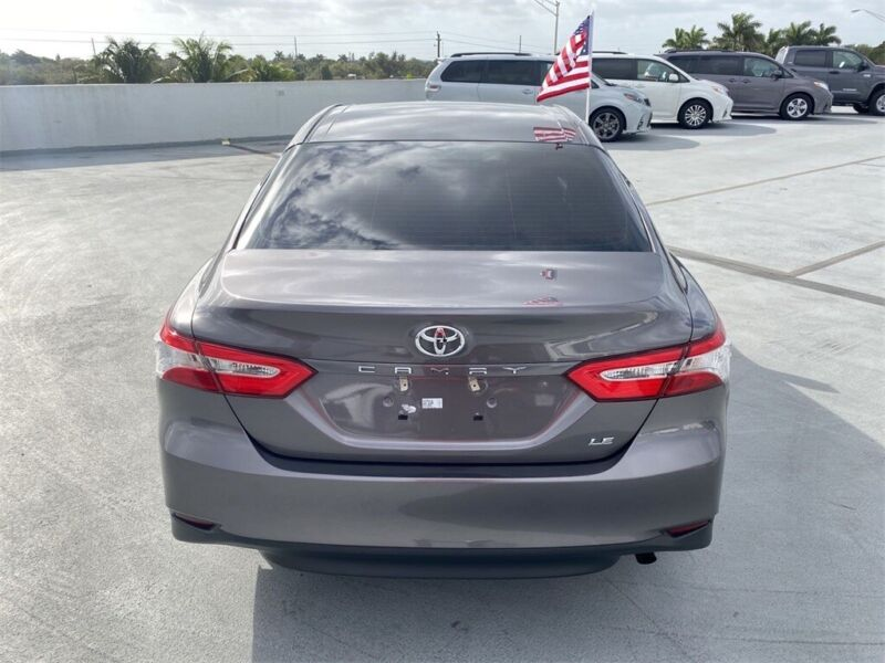 Image 7 Voiture American used Toyota Camry 2018