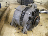 ford fiesta alternator from 1980/1990s vehicle reconditioned ,will fit lots of vehicles