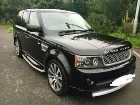 2011 Range Rover Autobiography Sport. 56000 miles. Every conceivable extra.