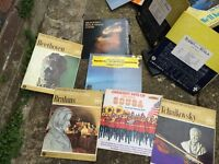 Assorted old records