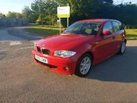Bmw 1 series Diesel suoerb drive excellent service history long mot £2999 golf audi mercedes vw