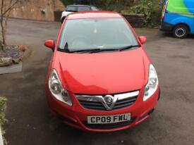 Vauxhall corsa NOW SOLD!!