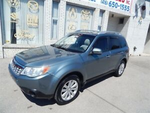 2012 Subaru Forester SUNROOF AWD ALLOYS