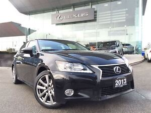 2013 Lexus GS 450h 1 Owner Navi Back Up Cam Leather Sunroof Blue