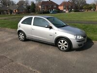 2006 Vauxhall Corsa 1.2 Petrol, Manual, NEW MOT, Free Delivery