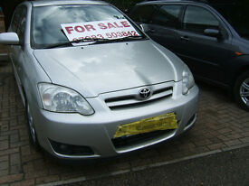 Toyota Corolla 1.6 . 5 door hatch 2006