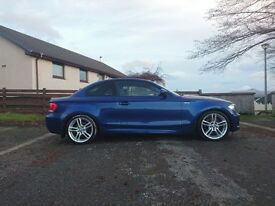 BMW 123 d coupe m sport