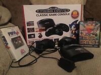 Mega Drive classic game console for sale