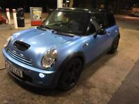 2003 Mini Cooper s supercharged