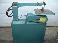 Fret Saw Meddings Quality machine tilt table etc