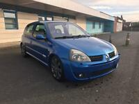 2004 Renault Clio Sport 182 - Full Years Mot - 88k (Civic Type R, Gti, R32, A4, Golf, 320d, 530d)