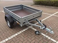 Box Trailer THULE Brenderup 1170s NEW MODEL - LAST ONE