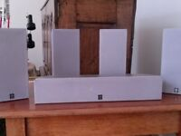 Yamaha Home Theatre Sound System DVX-S100