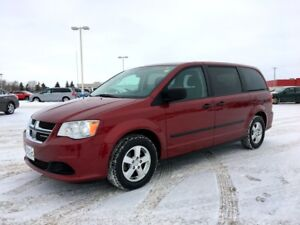 2011 Dodge Grand Caravan SE 2nd Row Bench Seat FWD