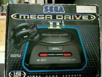 Boxed mega drive 2