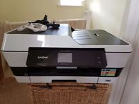Brother A3 printer/scanner/copier/fax. Wifi and cloud print.